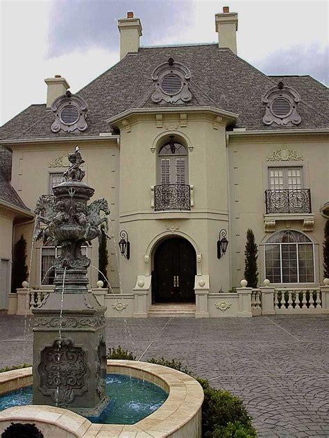 luxury house plan european home plan