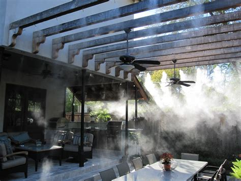 misters for backyard 7 essentials to make your patio more comfortable the