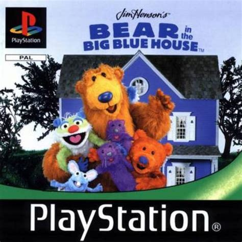 The Inthe Big Blue House by In The Big Blue House Bomb