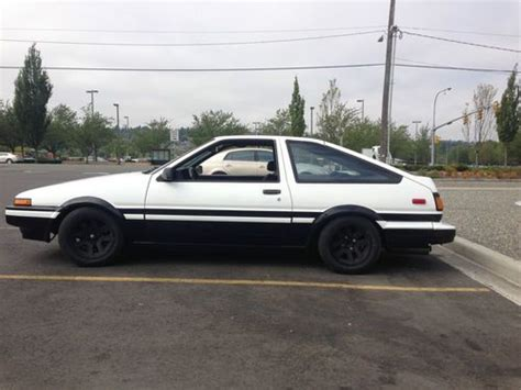 Toyota Ae86 For Sale In Usa Toyota Corolla Ae86 For Sale In Usa Autos Post