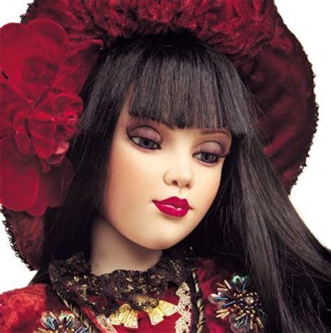 porcelain doll makers new zealand mena jan mclean dolls