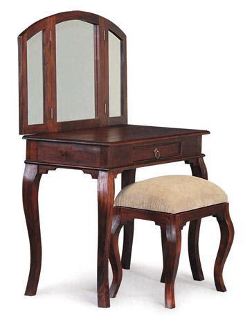Vanity Table Singapore teak wood furniture singapore teak vanity table teak dressing table with drawers teak console