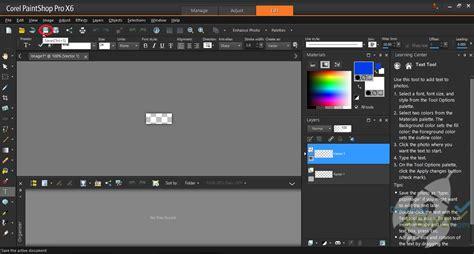 ペイント ショップ プロ paint shop pro 2016 最新バージョンを無料ダウンロード