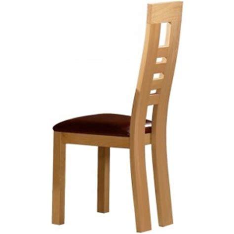 chaises de salle a manger en teck