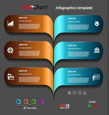 business infographic creative design 1493 – over millions