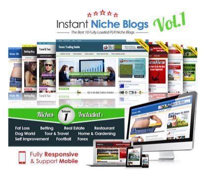 tutorial wordpress instant plr instant niche blogs collection 2014 biz tutorials