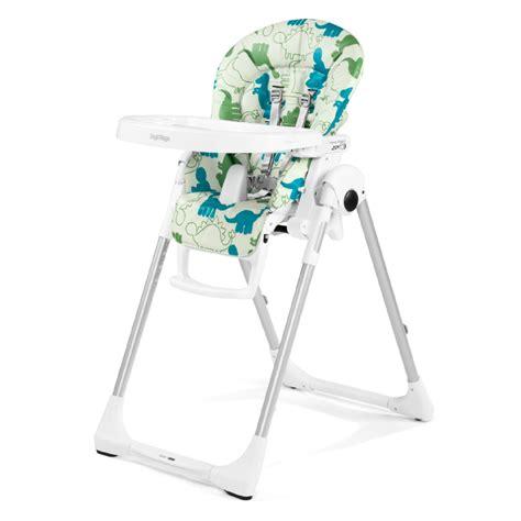 chaise haute prima pappa zero 3 peg perego chaise haute prima pappa zero3 dino park bianco