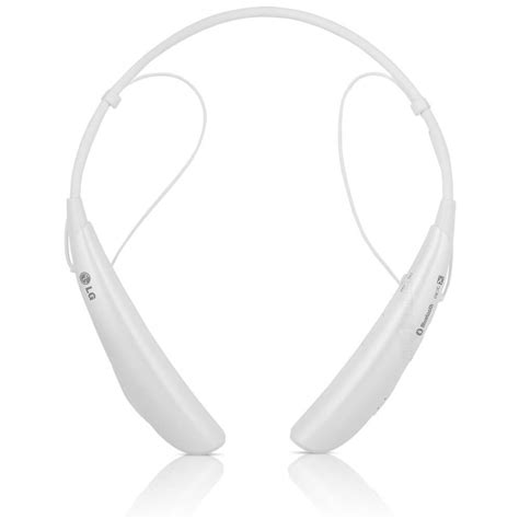 Headset Bluetooth Lg Hbs 750 lg tone pro hbs 750 white bluetooth stereo headset cellxpo