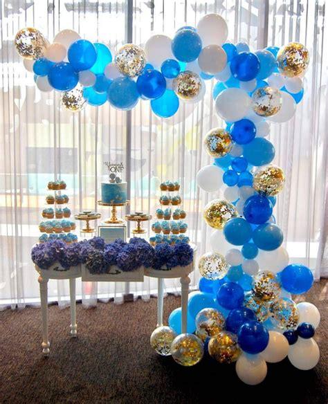 101 fiestas ideas para un bautizo y primer a 241 o econ 243 mico decoraciones con globos