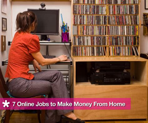 Ways To Earn Money While Working At Home 7 Unconventional Ways To Make Money While Working
