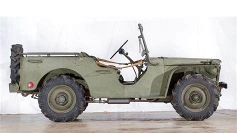 modern army jeep proto jeep 1940 ford gp no 1 pygmy added to national