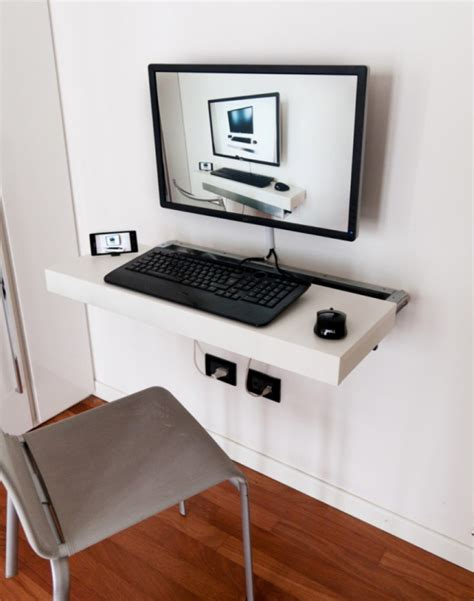 Slimline Computer Desk Choose Slim Computer Desk If You Deserve To Spacious Feeling In Your Personal Office