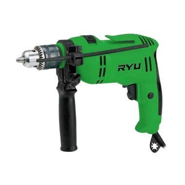 Ryu Tekiro 13mm Rid 13 2 Re Impact Drill Heavy Duty Mesin Bor Beton jual ryu rid 13 1 re tekiro impact drill mesin bor listrik beton harga kualitas