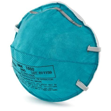 3m health care particulate respirator and surgical mask 1860 n95 box of 20 3m