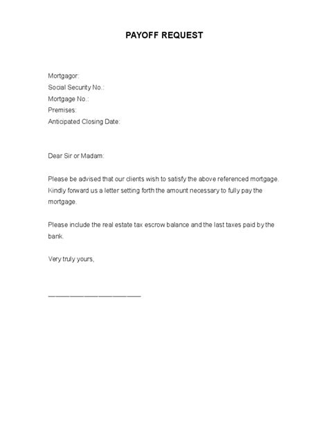 Rent Free Letter Template For Mortgage mortgage agreement form 19 free templates in pdf word