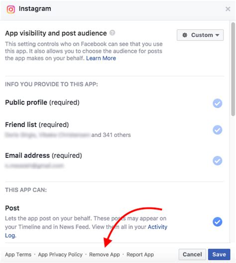 How To Find On Instagram With Email How To Disconnect Your Instagram Account From