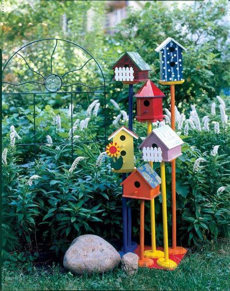 Garten Deko Paradies by Pin Nan Friend Auf Birdhouses