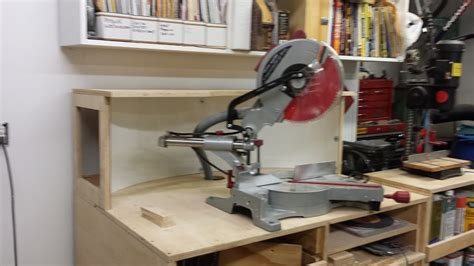 Dave S Workshop Blog Finding Design Flaws In My Miter Saw