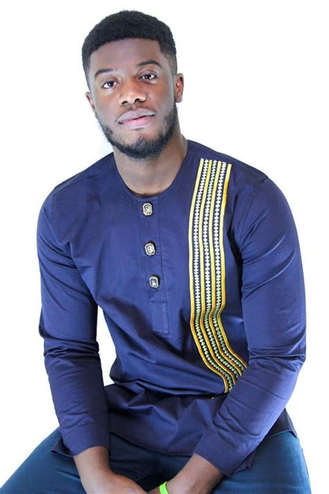 Toyobo Tunic omorede navy blue tunic dress shirt by