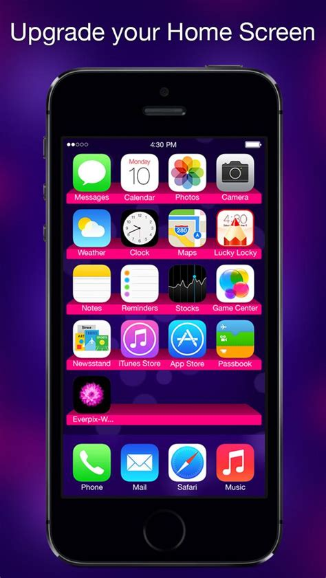 cool wallpaper apps lucky locky themes for ios 8 cool custom lock screen