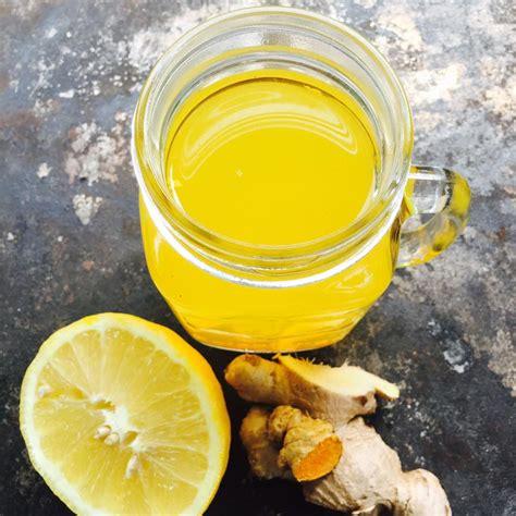 Lemon Turmeric Detox Tea by Turmeric Detox Tea A Dash Of Lemon
