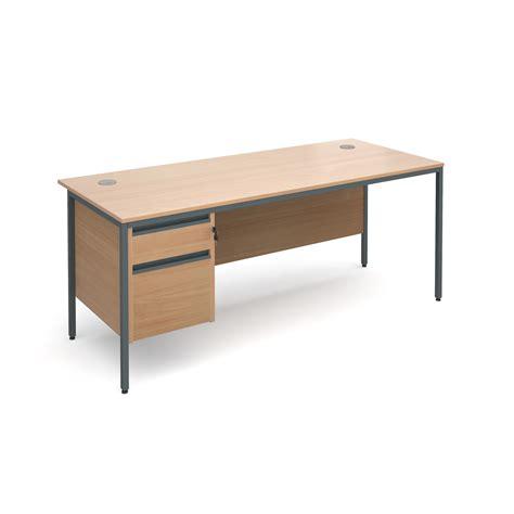 Office Desk Pedestal Dams Maestro 18 Office Desk Single Pedestal