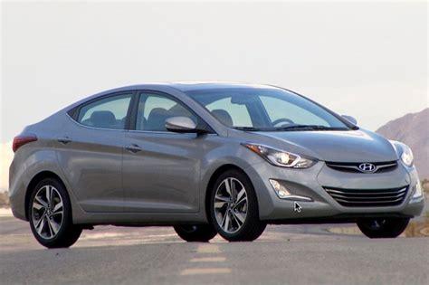 2014 Hyundai Elantra Gls by 2014 Elantra Colors Autos Weblog