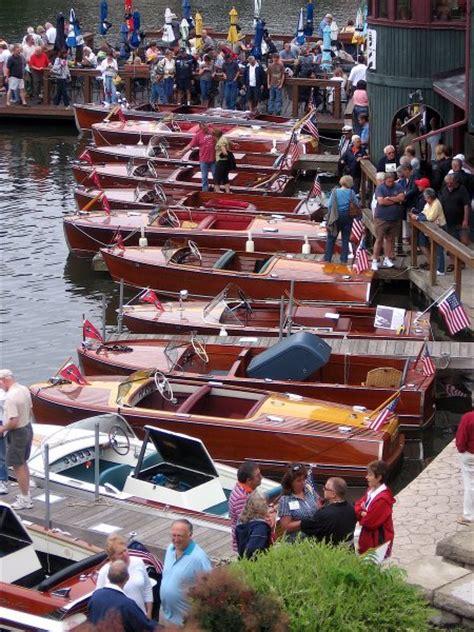 akron boat show portage lakes antique boat show woodenboat magazine