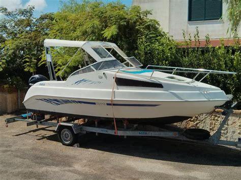 barche cabinate usate bahia 20 cabin in pto bisceglie imbarcazioni cabinate