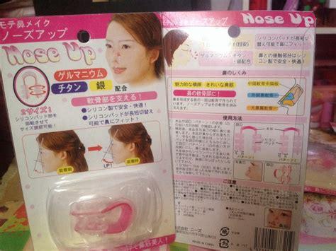Terapi Pemancung Hidung alat terapi pemancung lancip hidung permanen nose up gea care