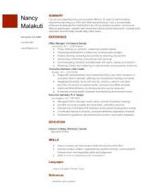 resume on docs best business template