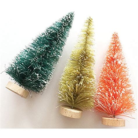 top 5 best bottle brush christmas trees for sale 2016