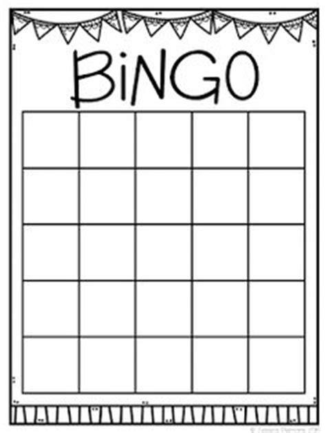 christine zani: bingo card printables to share | reading