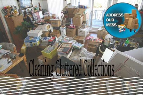 cleaning clutter cleaning collections of clutter clutter help