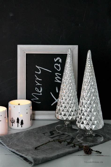 glas weihnachtsbaum silber house of ideas orientalische