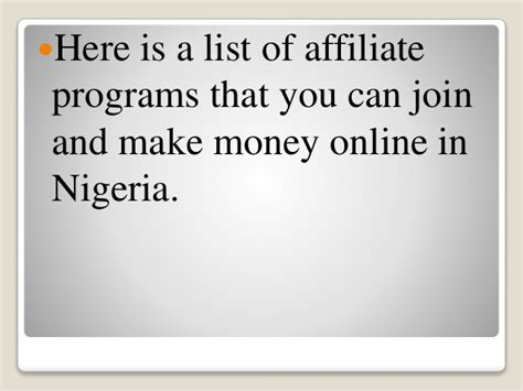 how to make money online in nigeria without investing a how to make money online in nigeria