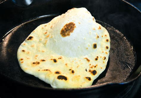 Handmade Pita - pita bread whole made living