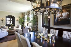 robeson interior design modern traditional home dining room robeson design