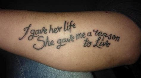 tattoo quotes for my daughter tattoo i want for my daughter tatts n piercings pinterest