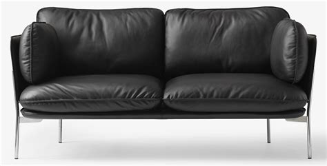 black sofa legs black leather sofa with chrome legs ace leather chrome