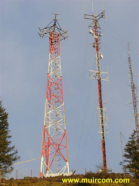 radio tower radio tower wireless site information and pictures muir
