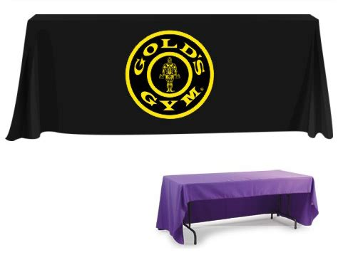 table cloth with logo custom table cloth with logo custom printed table throw