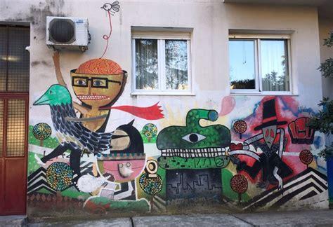graffiti  podgorica street art  vandalism living