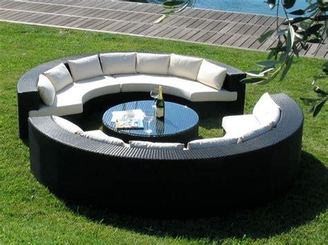 set divani da giardino atollo per bar e ristoranti set per esterno con due
