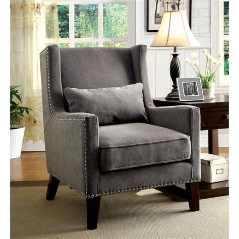 Single Arm Chair Design Ideas Hokku Designs Marlow Wingback Arm Chair Reviews Wayfair