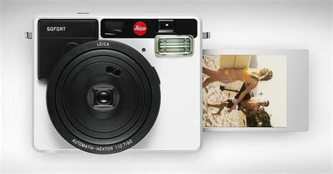 Leica Sofort Instant leica unveils the sofort its instant