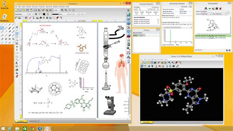 how to use chemdoodle chemdoodle 8 1 science software fileeagle