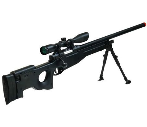 Airsoft Gun Tipe Sniper New Utg Mk96 L96 Shadow Ops Airsoft Awp Sniper Rifle Type