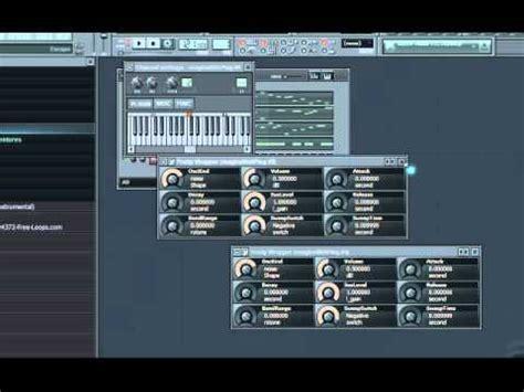 making chiptunes fruity loops tutorial chiptune in fl studio youtube