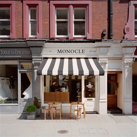 cafe design front the monocle caf 233 design focused lunch in marylebonehave